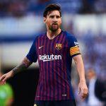Messi là cầu thủ nước ngoài ra sân nhiều nhất ở La Liga