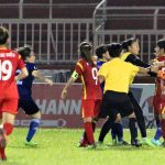 Sáu cầu thủ nữ bị cấm thi đấu vì ẩu đả ở giải VĐQG