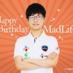 Chúc mừng sinh nhật thánh kéo Madlife
