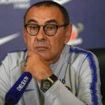 Sarri: 'Chelsea lo ngại các đối thủ từ Champions League'