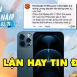 """Liên Minh: Tốc Chiến tặng iPhone 12, VNG bị nghi trao cho """"người nhà"""""""