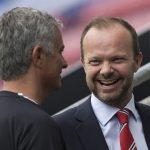Mourinho gặp Woodward bàn kế hoạch chuyển nhượng