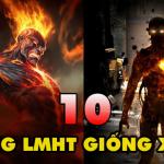 Top 10 vị tướng LMHT tạo ra từ dòng vũ trụ các nhân vật X-Men được yêu thích nhất trong Marvel