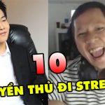 TOP 10 game thủ LMHT chuyển hướng sang lĩnh vực streamer thành công nhất thế giới