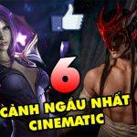 TOP 6 khoảnh khắc ngầu lòi nhất của tướng trong Cinematic Riot Games – Phần 2