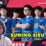 Uzi tuyên bố Suning siêu mạnh, RNG khó có cửa thắng