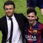 Luis Enrique: 'Messi giỏi hơn các cầu thủ khác một bậc'