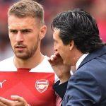 Arsenal rút đề nghị gia hạn hợp đồng với Ramsey