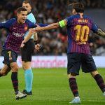 Coutinho lập kỷ lục mới cho Barca tại Champions League