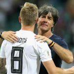 Kroos: 'Ballack chỉ trích Low vì muốn dẫn dắt đội tuyển Đức'