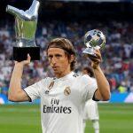 Hazard: 'Modric sẽ đoạt Quả Bóng Vàng 2018'