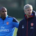 Wenger: 'Henry cần may mắn để khởi nghiệp HLV thành công'