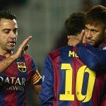 Xavi: 'Neymar cần chín chắn hơn để đạt tới đẳng cấp của Messi'