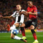 Bonucci tự hào với cách Juventus khóa chặt Man Utd