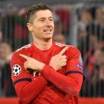 Lewandowski chạm mốc 50 bàn ở Champions League nhanh hơn Ronaldo