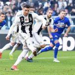 Ronaldo lập cú đúp trong chiến thắng của Juventus