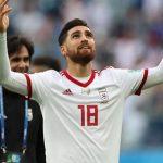 HLV Iran tin ngôi sao Ngoại hạng Anh kịp bình phục để dự Asian Cup