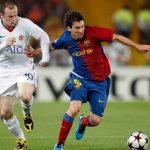 Rooney: 'Messi là cầu thủ hay nhất lịch sử'
