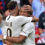 Mbappe lập cú đúp khi tái xuất tại Ligue 1