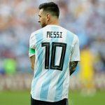 Tuyển Argentina treo áo số 10, chờ Messi trở lại