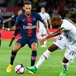 Neymar ghi bàn trong trận ra mắt của Buffon tại Ligue 1