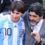 Maradona khuyên Messi không trở lại tuyển Argentina