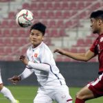 Bàn thắng sau 7 đường chuyền của Quang Hải vào lưới Philippines