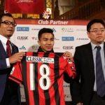 'Messi Thái' lọt vào đội hình tiêu biểu của J-League