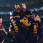 Barca đạt doanh thủ 1,07 tỷ đô la một mùa giải