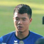 Đức Chinh: 'HLV Eriksson không khiến cầu thủ Việt Nam e ngại'