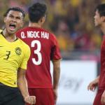 Hậu vệ Malaysia: 'Chúng tôi sẽ đánh bại Việt Nam, đưa Cup về nhà'