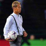 Keisuke Honda: 'Việt Nam là đội bóng có thực lực'
