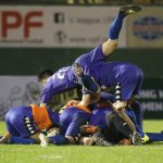 Bình Dương vượt qua Hà Nội, vào chung kết Cup Quốc gia