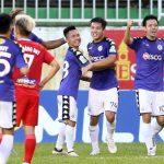 HLV Hà Nội hài lòng khi không dùng đội hình mạnh nhất vẫn đánh bại HAGL