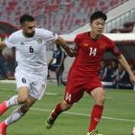 Việt Nam không được tập luyện trên sân thi đấu với Jordan