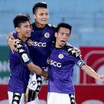 Hà Nội dùng xe buýt hai tầng rước Cup vô địch V-League