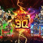 AFK 3Q - Đế Vương Thiên Hạ bùng nổ ngày ra mắt 07/01/2021