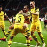 Dortmund vượt Bayern, chiếm ngôi đầu Bundesliga