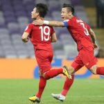 Quang Hải vào top 10 cầu thủ hay ở lượt cuối vòng bảng Asian Cup