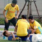 HLV Park Hang-seo không triệu tập người thay thế Hồng Duy