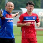 HLV Park Hang-seo sớm loại năm cầu thủ ở tuyển Việt Nam