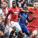 6 ứng viên vô địch Ngoại hạng Anh mùa 2018-2019