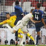 Pháp hòa Đức ở trận ra quân UEFA Nations League