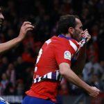 Atletico dẫn đầu La Liga, Real rơi xuống thứ tám