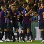 Tân binh toả sáng khi Barca thắng Tottenham