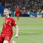 Bỉ được chào đón hoành tráng, bất kể kết quả trận tranh giải ba
