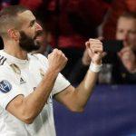 Benzema lập cú đúp, Real đại thắng ở Champions League