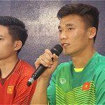 Hà Đức Chinh: 'Toàn đội đều khao khát vô địch AFF Suzuki Cup 2018'