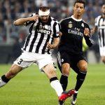 Chiellini từng không dám tin Ronaldo về Juventus