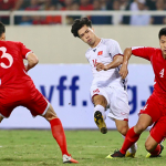Việt Nam bất phân thắng bại với Triều Tiên